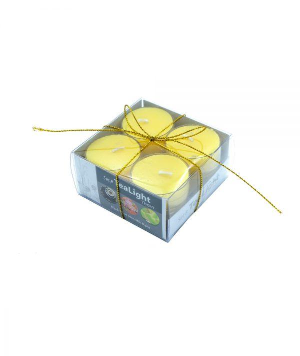 Set 8 nến tealight thơm NQM 2059- Nến tealight Quang Minh Candle