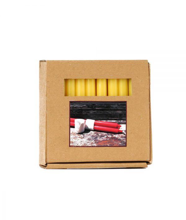 Hộp 30 cây nến tapper NQM 3049 - Nến Tapper Quang Minh Candle