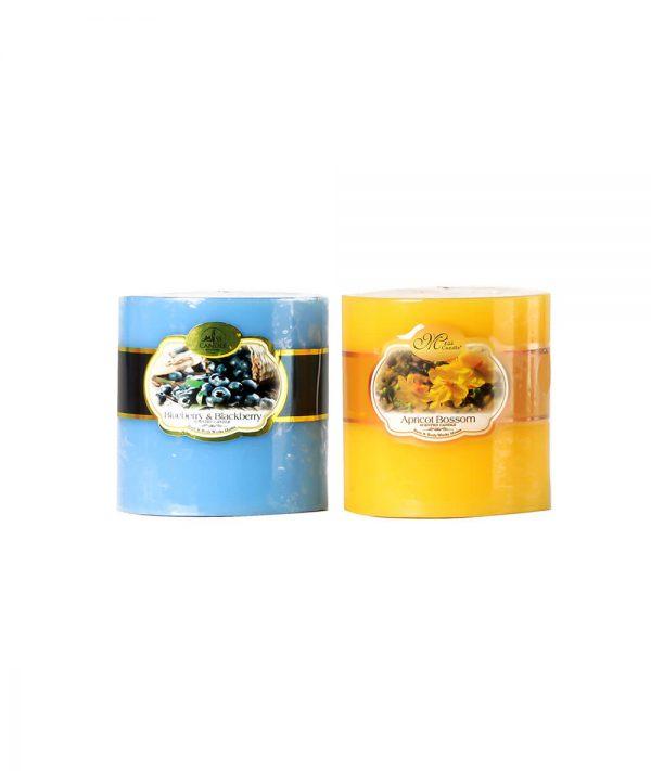 Nến trụ thơm 1010 – NQM 0239 - Nến trụ, nến trang trí Quang Minh Candle