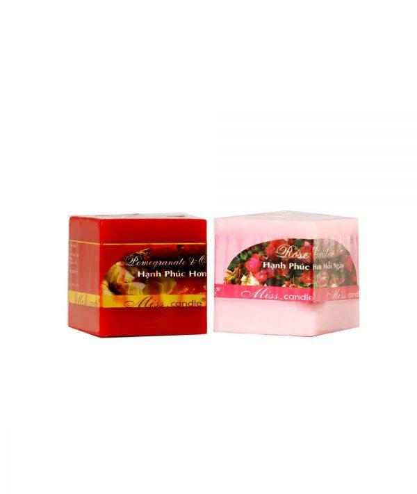 Nến trụ thơm 555 NQM 0154 - Nến trang trí Quang Minh Candle