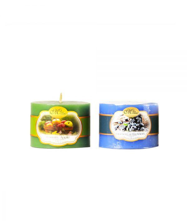 Nến trụ thơm 75 NQM 0253 - Nến trang trí Quang Minh Candle