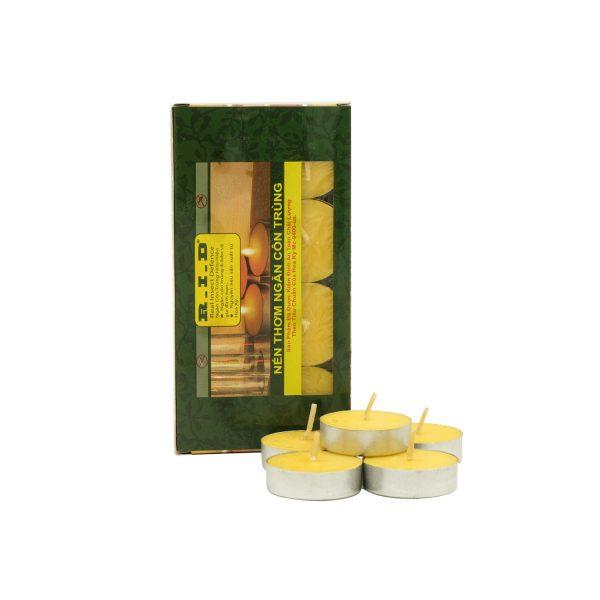 set 8 tealight rid 1502- nến ngăn côn trùng Quang Minh Candle
